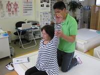 肩の動作検査のサムネール画像