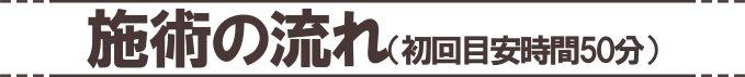町田で整体を受けるなら【慢性的なつらい症状が良くなる】からだ回復整体町田 施術の流れタイトル